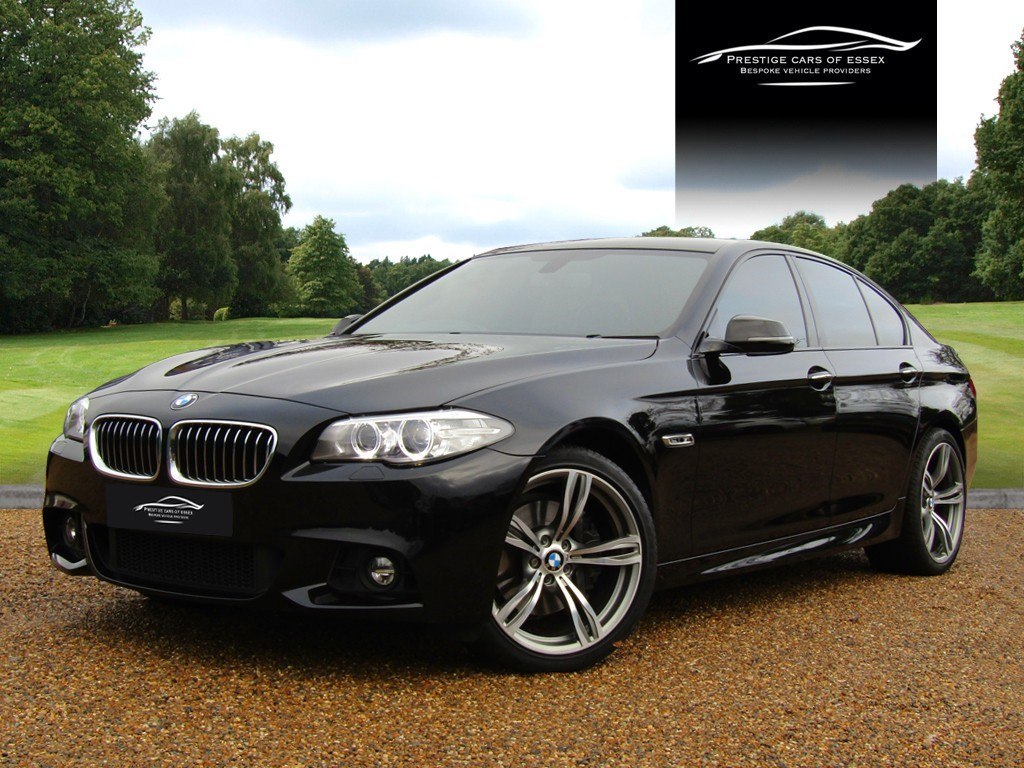 used BMW 535d M SPORT in ongar-essex