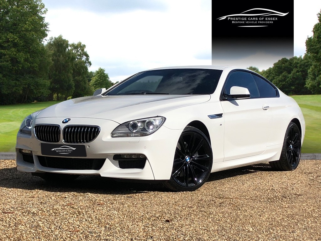 used BMW 640d M SPORT in ongar-essex