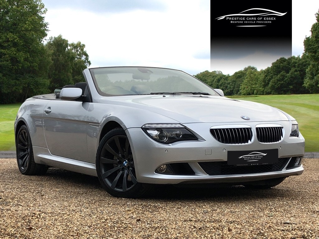 used BMW 650i  in ongar-essex