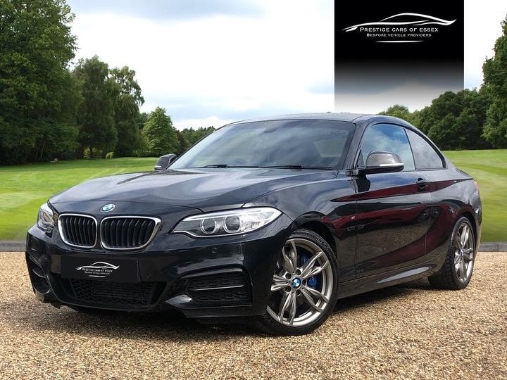 used BMW M235i  in ongar-essex