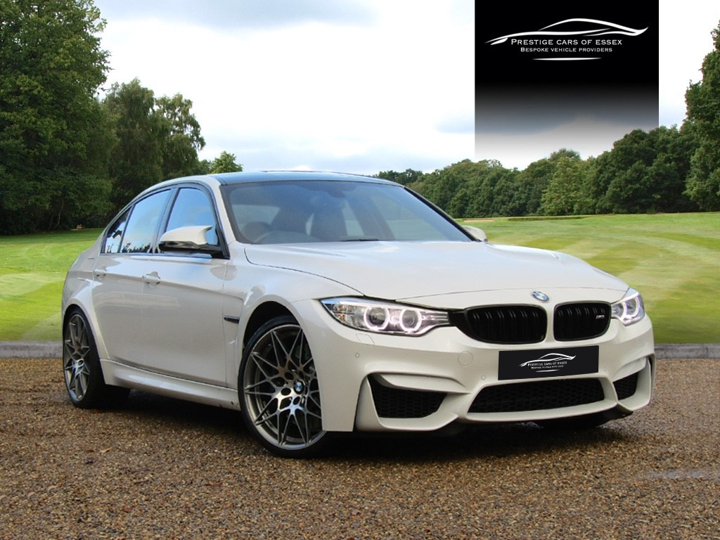 used BMW M3 COMPETITION PACKAGE in ongar-essex