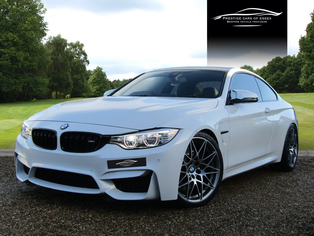 used BMW M4 COMPETITION PACKAGE in ongar-essex