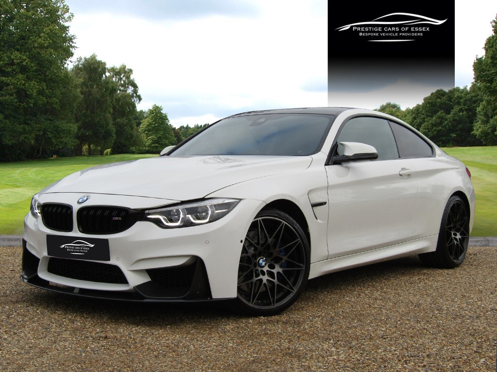 used BMW M4 COMPETITION in ongar-essex