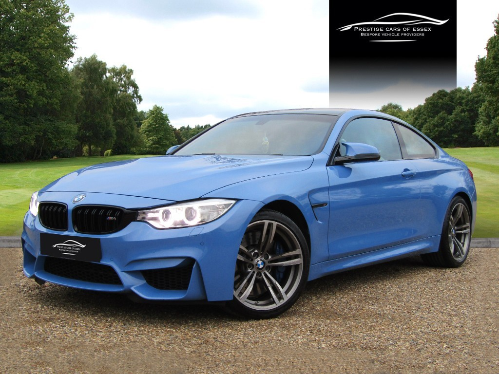 used BMW M4  in ongar-essex