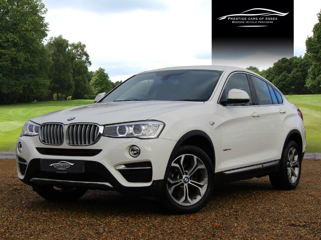 used BMW X4  XDRIVE20D XLINE in ongar-essex