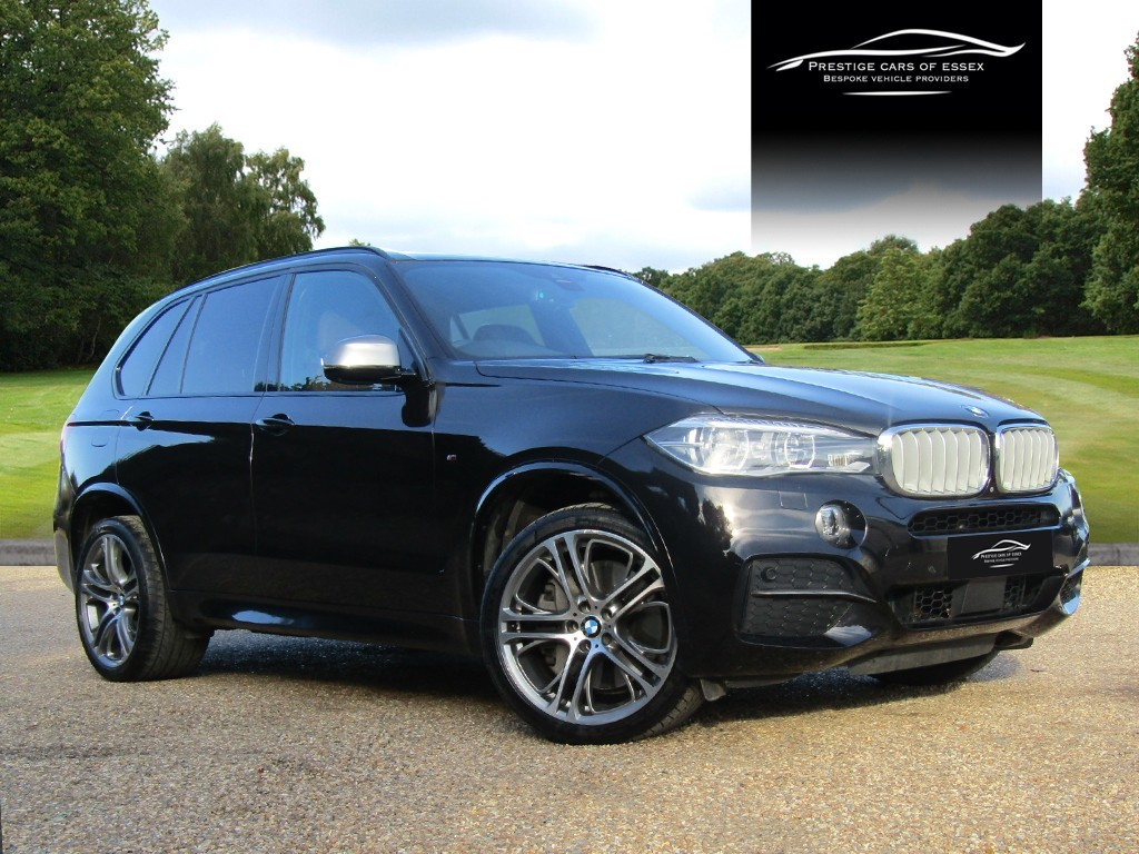 used BMW X5 M50D in ongar-essex