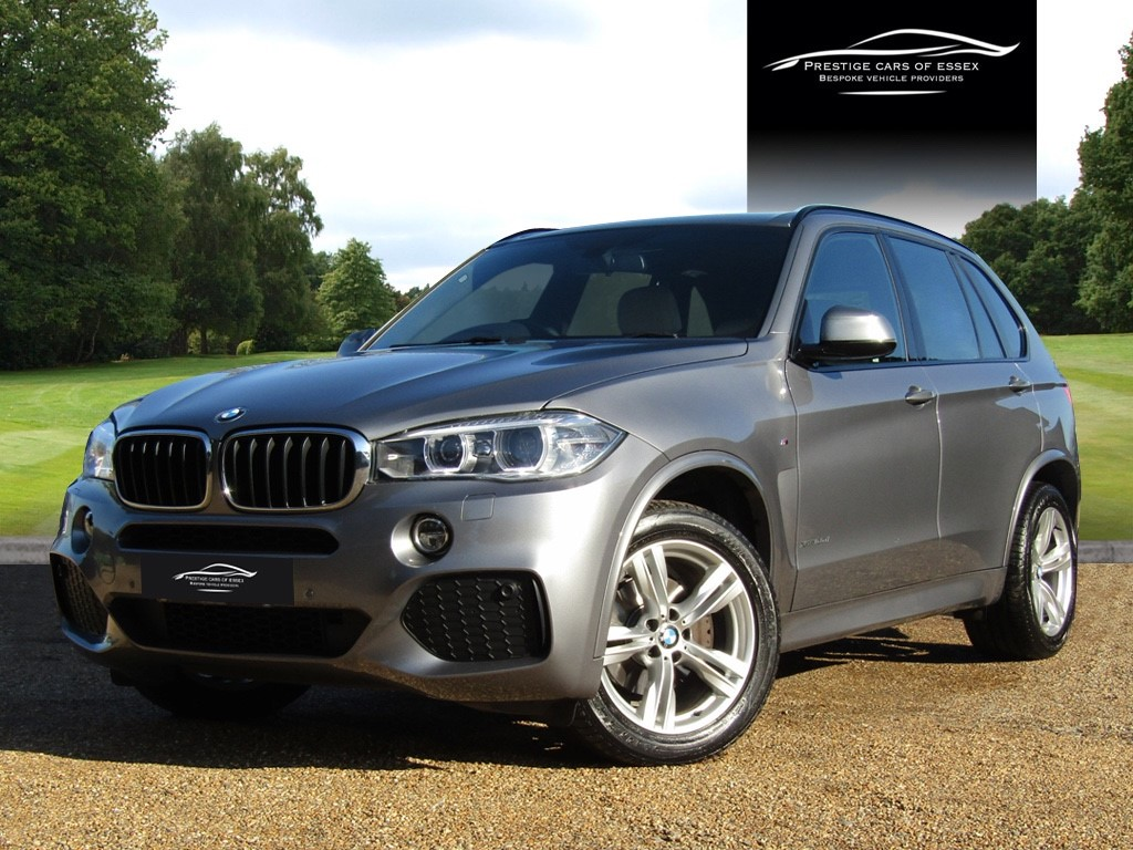 used BMW X5 XDRIVE30D M SPORT in ongar-essex