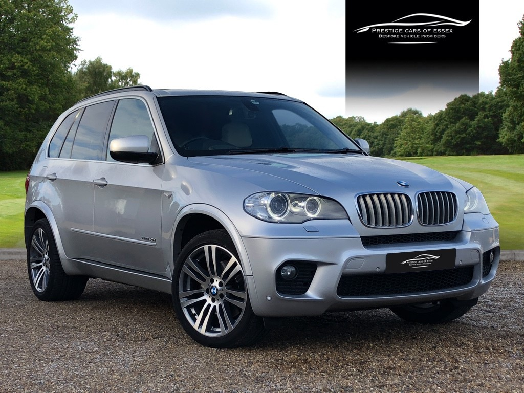 used BMW X5 XDRIVE40D M SPORT in ongar-essex