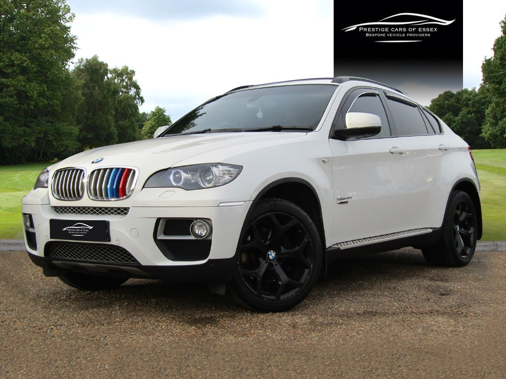 used BMW X6 XDRIVE40D in ongar-essex