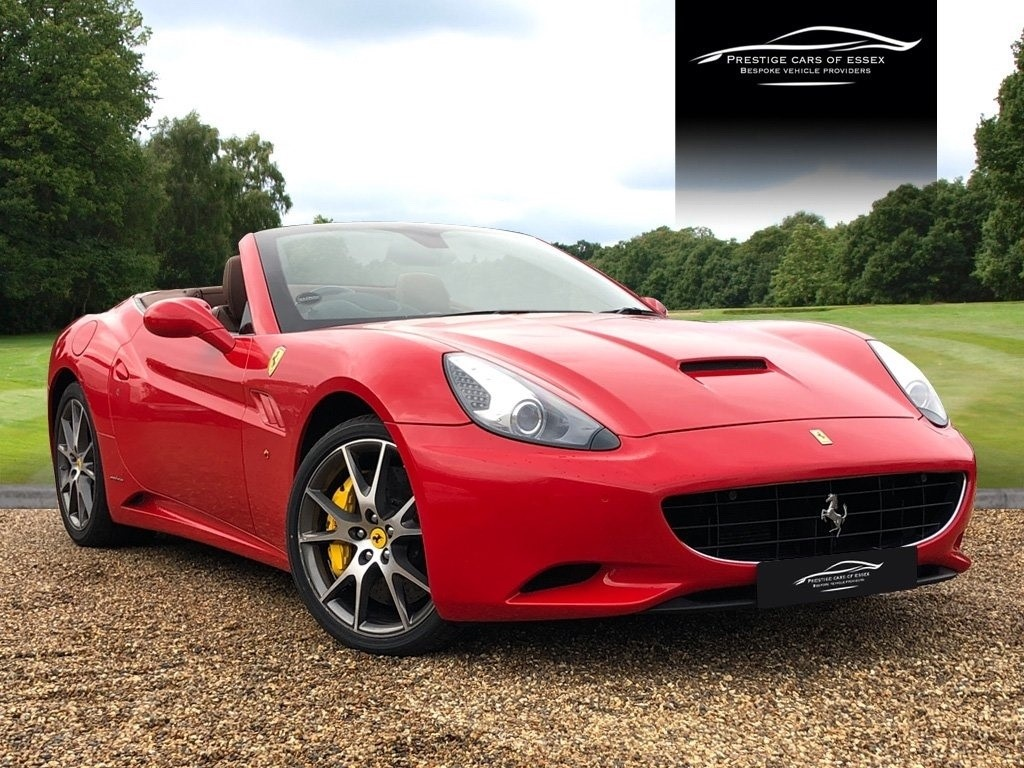 used Ferrari California 2 PLUS 2 in ongar-essex