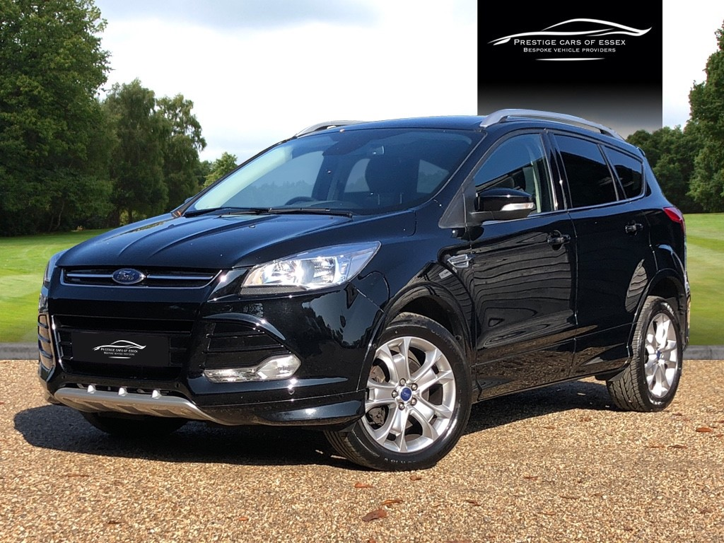 used Ford Kuga TITANIUM SPORT TDCI in ongar-essex