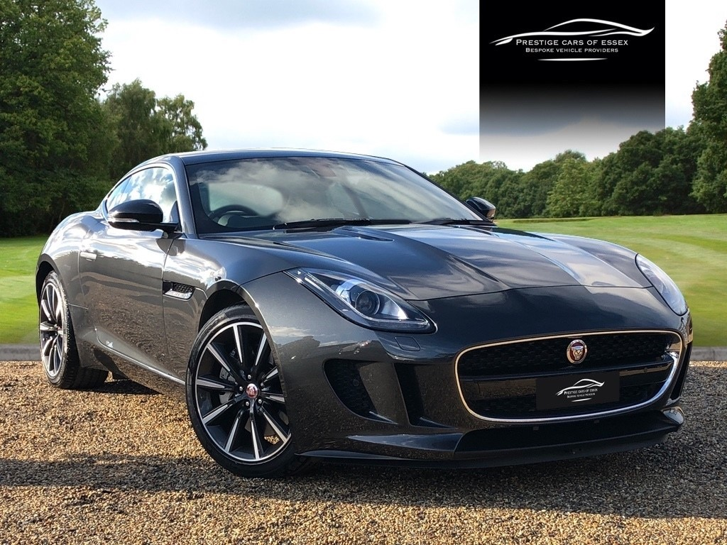 used Jaguar F-Type V6 in ongar-essex