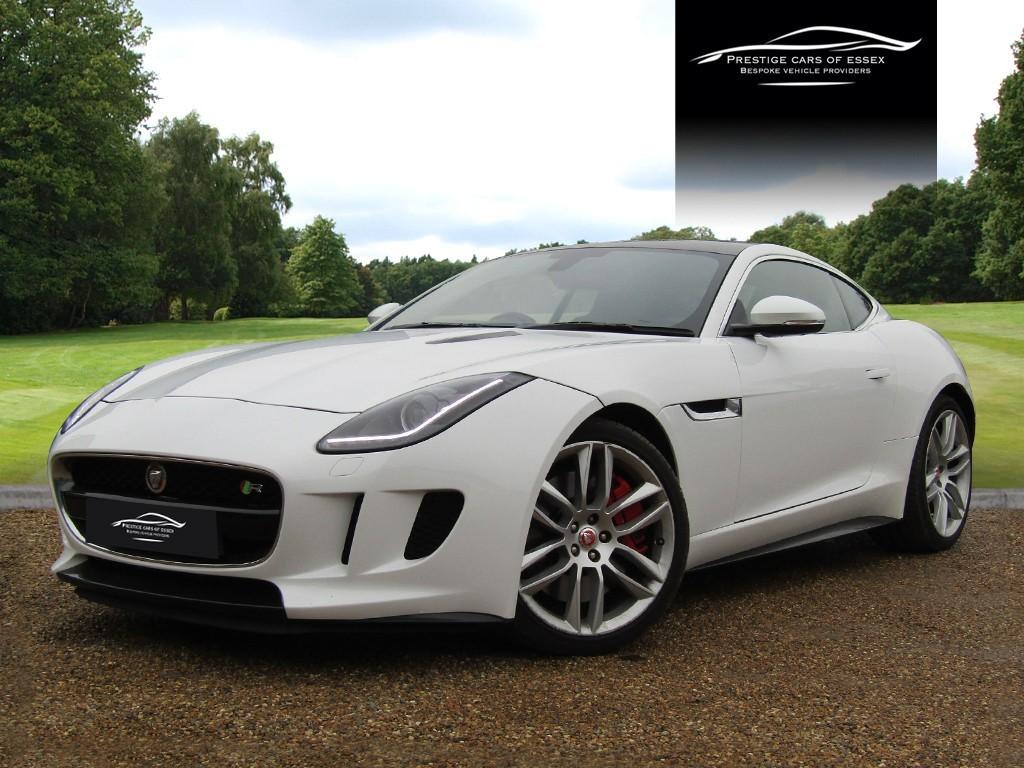 used Jaguar F-Type V8 R in ongar-essex