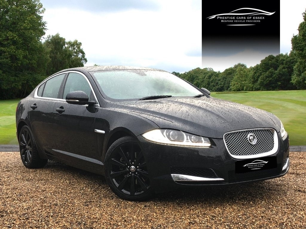 used Jaguar XF D PREMIUM LUXURY in ongar-essex