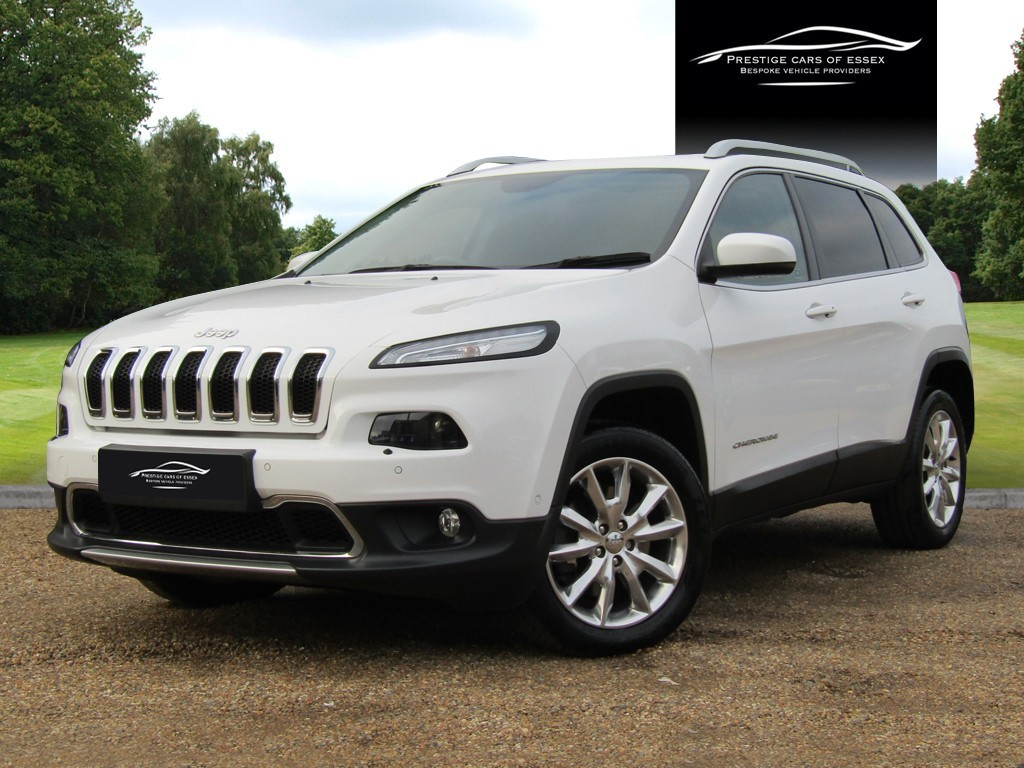 used Jeep Cherokee M-JET LIMITED in ongar-essex