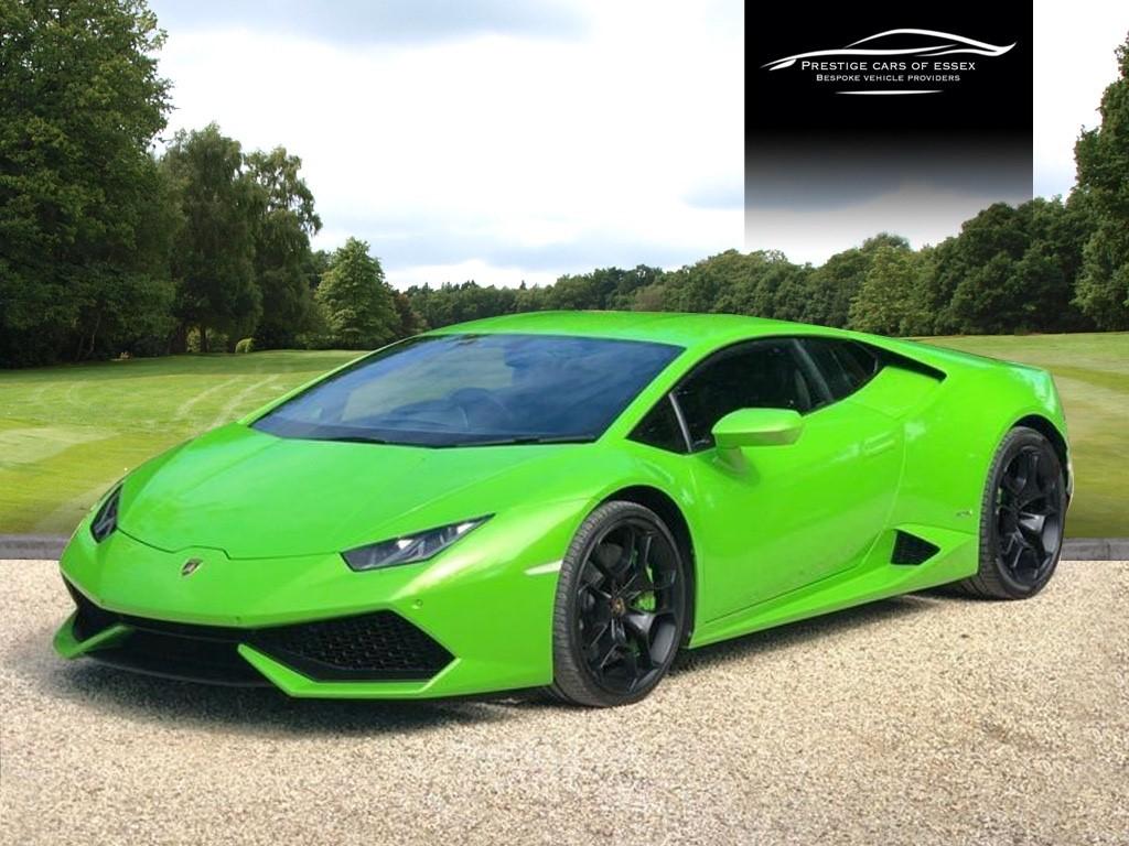 used Lamborghini Huracan  in ongar-essex