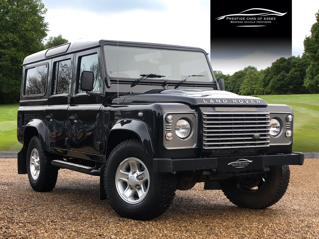 used Land Rover Defender TD XS STATION WAGON in ongar-essex