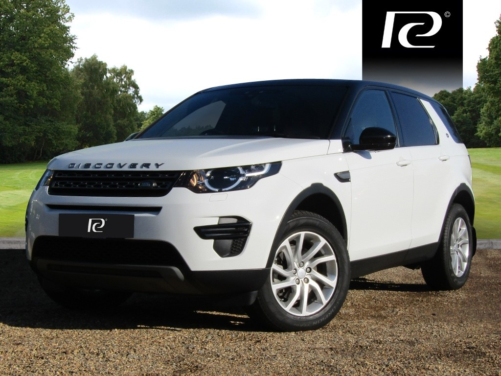 used Land Rover Discovery Sport TD4 SE in ongar-essex