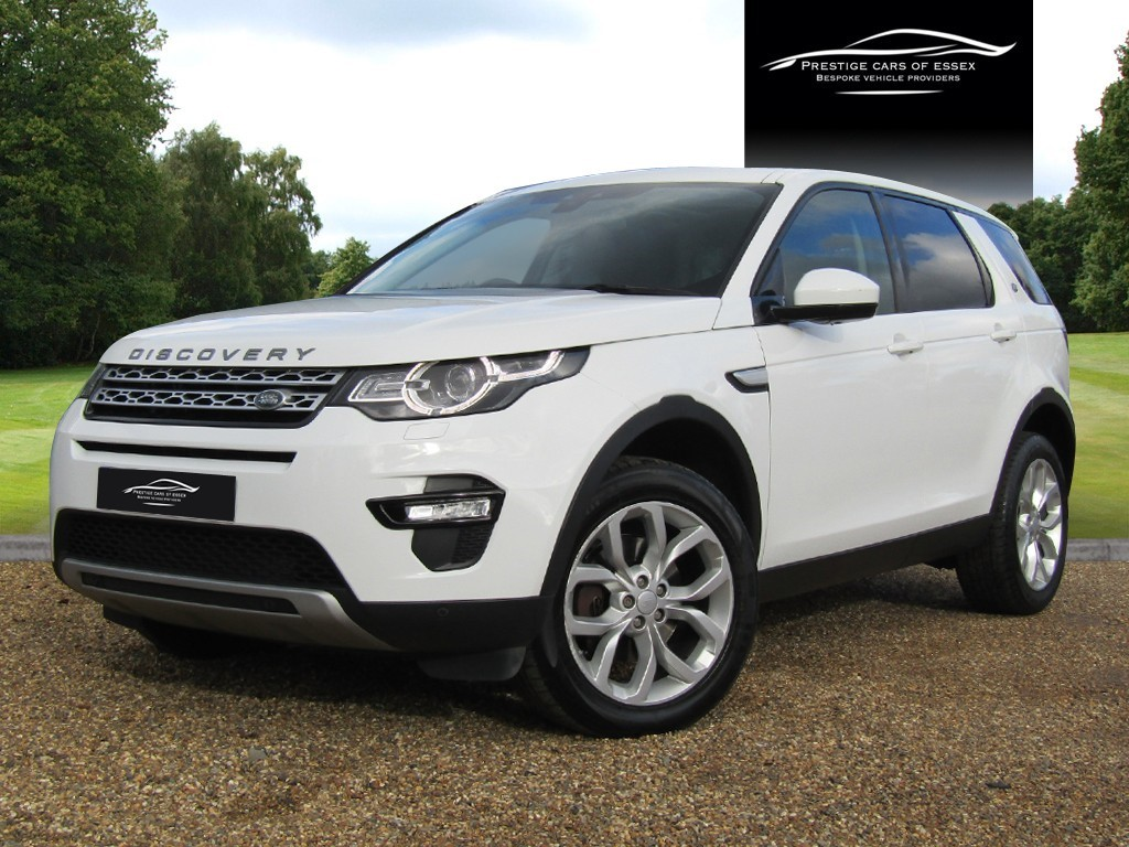 used Land Rover Discovery Sport SD4 HSE in ongar-essex