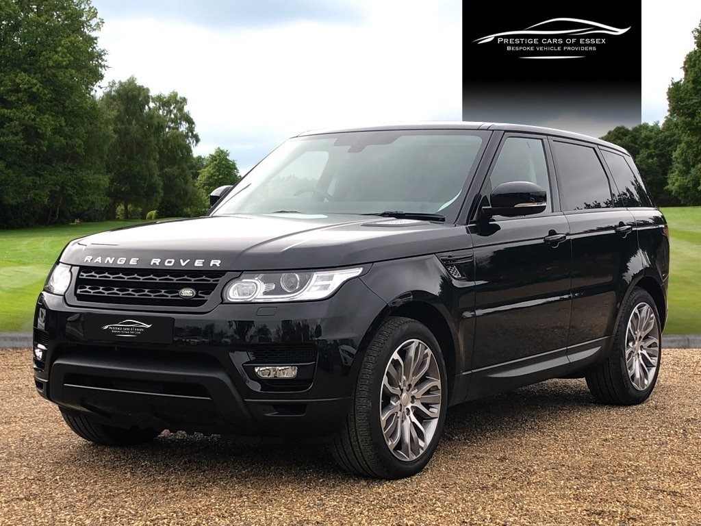 used Land Rover Range Rover SPORT SDV6 HSE DYNAMIC SDV6 HSE DYNAMIC in ongar-essex