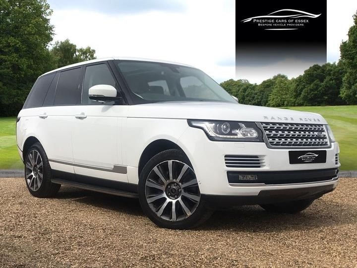 used Land Rover Range Rover SDV8 VOGUE SE in ongar-essex