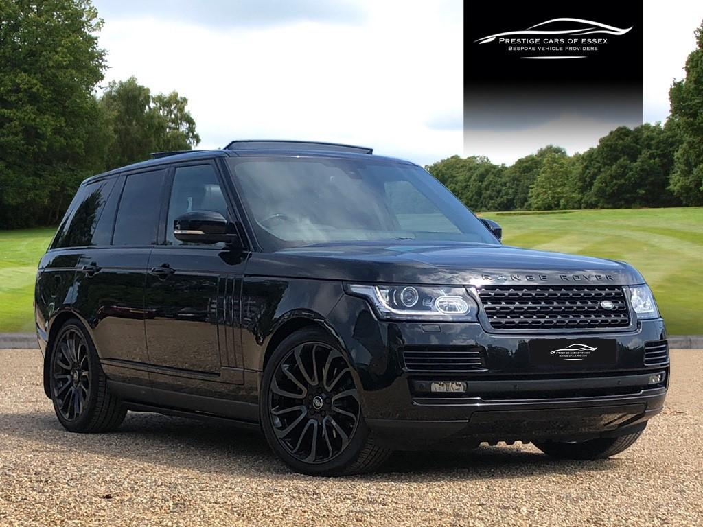 used Land Rover Range Rover TDV6 VOGUE SE in ongar-essex