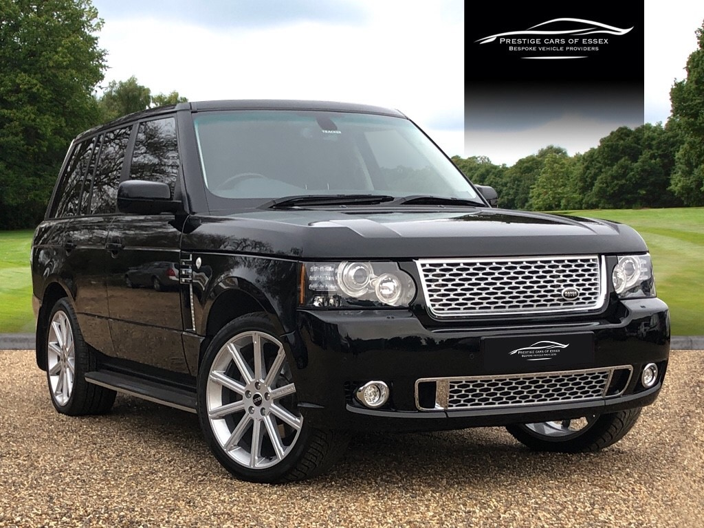 used Land Rover Range Rover V8 SUPERCHARGED in ongar-essex