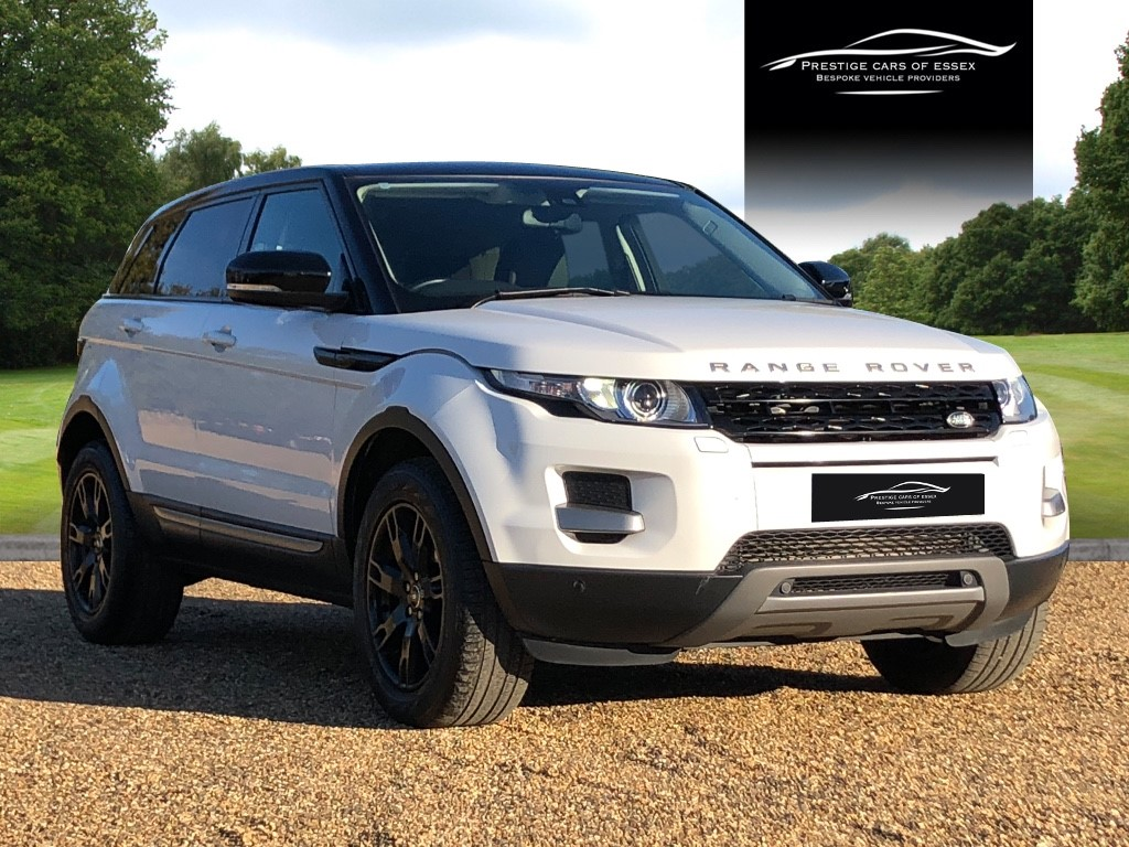 used Land Rover Range Rover EVOQUE SD4 PURE TECH SD4 PURE TECH in ongar-essex