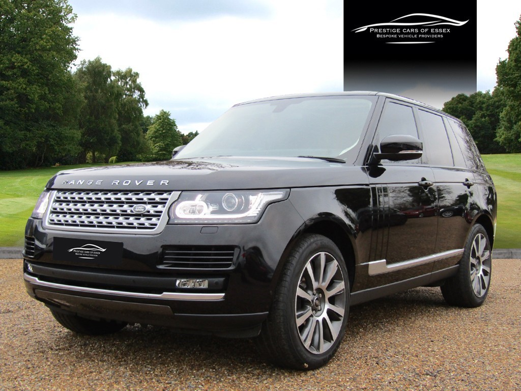 used Land Rover Range Rover TDV6 VOGUE in ongar-essex