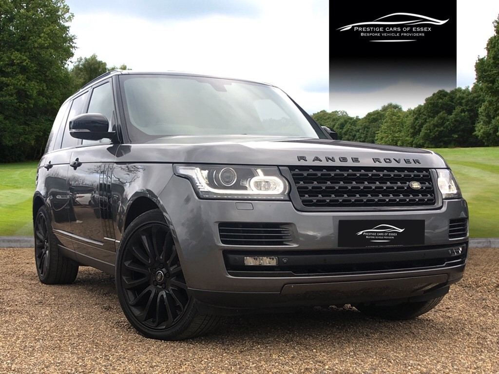 used Land Rover Range Rover TDV6 AUTOBIOGRAPHY in ongar-essex