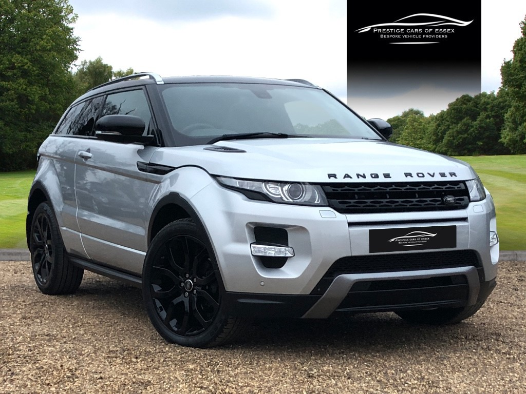 used Land Rover Range Rover Evoque SD4 DYNAMIC LUX in ongar-essex