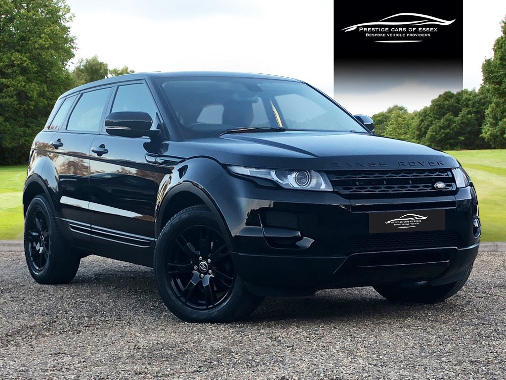 used Land Rover Range Rover Evoque SD4 PURE TECH in ongar-essex