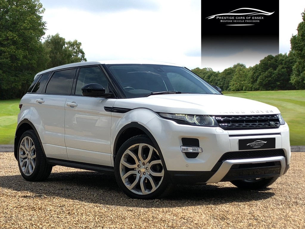 used Land Rover Range Rover Evoque SD4 DYNAMIC in ongar-essex