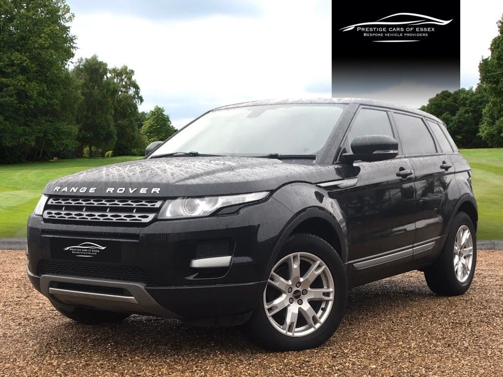 used land rover range rover evoque for sale essex. Black Bedroom Furniture Sets. Home Design Ideas
