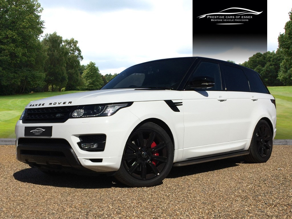 used Land Rover Range Rover Sport AUTOBIOGRAPHY DYNAMIC in ongar-essex