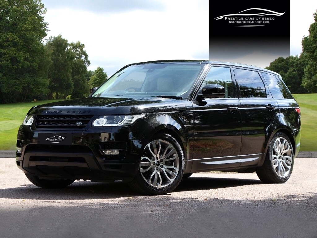 used Land Rover Range Rover Sport SDV6 HSE DYNAMIC in ongar-essex
