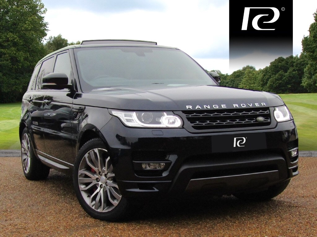 used Land Rover Range Rover Sport SDV8 AUTOBIOGRAPHY DYNAMIC in ongar-essex