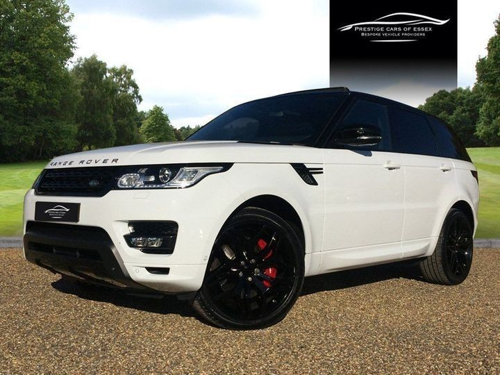 used Land Rover Range Rover Sport SDV6 AUTOBIOGRAPHY DYNAMIC in ongar-essex