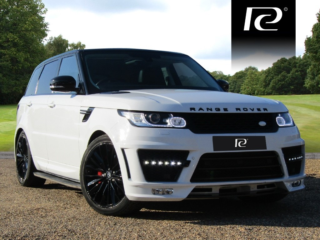 used Land Rover Range Rover Sport SDV6 HSE in ongar-essex