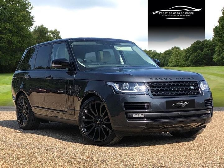 used Land Rover Range Rover Vogue in ongar-essex