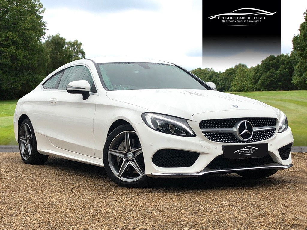 used Mercedes C200 C  AMG LINE in ongar-essex