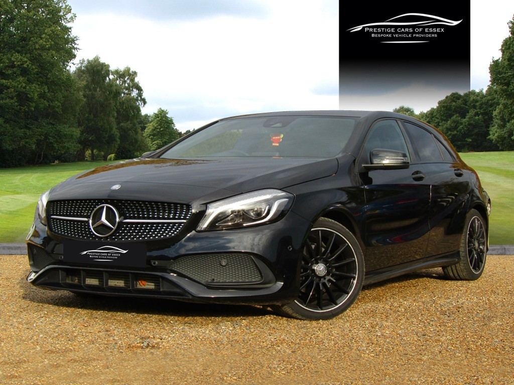 used Mercedes A200 A  D AMG LINE PREMIUM in ongar-essex