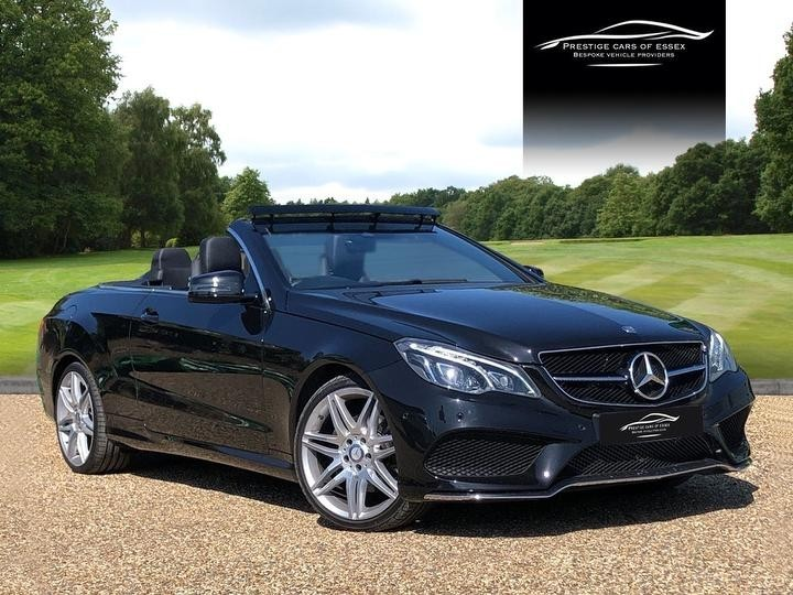 used Mercedes 220 E  D AMG LINE EDITION in ongar-essex