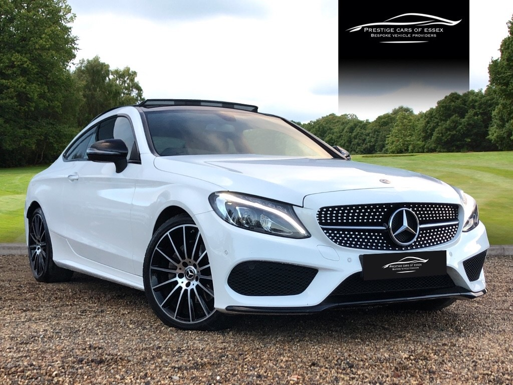 used Mercedes C220 C  D AMG LINE PREMIUM in ongar-essex