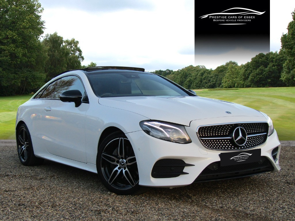 used Mercedes E220 E  D AMG LINE PREMIUM PLUS in ongar-essex