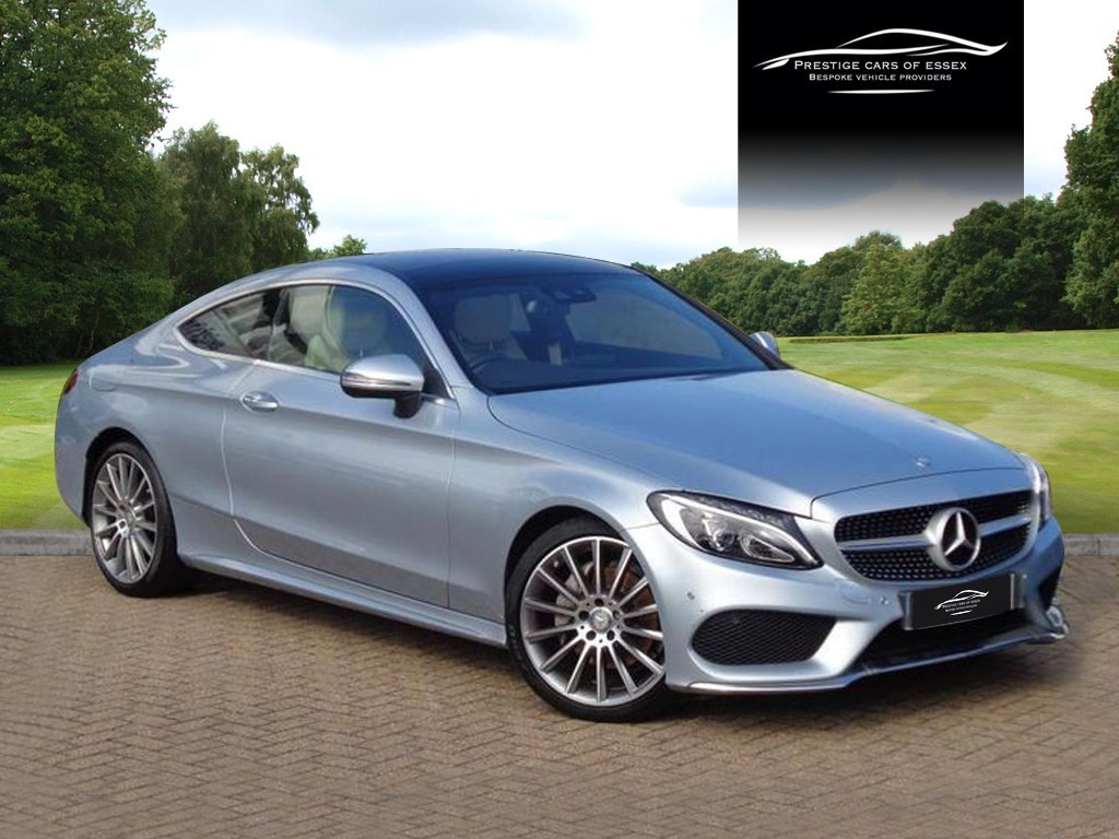 used Mercedes 220 C  D AMG LINE PREMIUM PLUS in ongar-essex