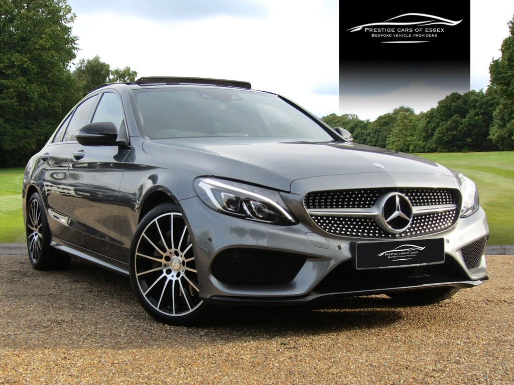 used Mercedes C250 C  D AMG LINE PREMIUM PLUS in ongar-essex