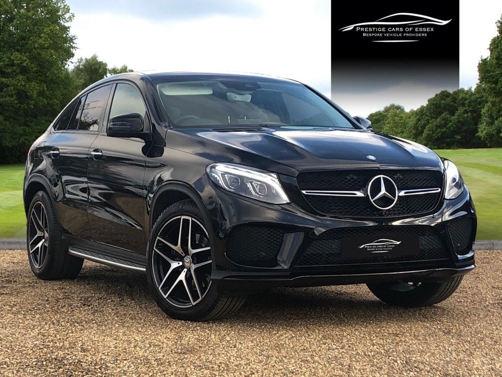 used Mercedes 350 GLE  D 4MATIC AMG LINE PREMIUM PLUS in ongar-essex
