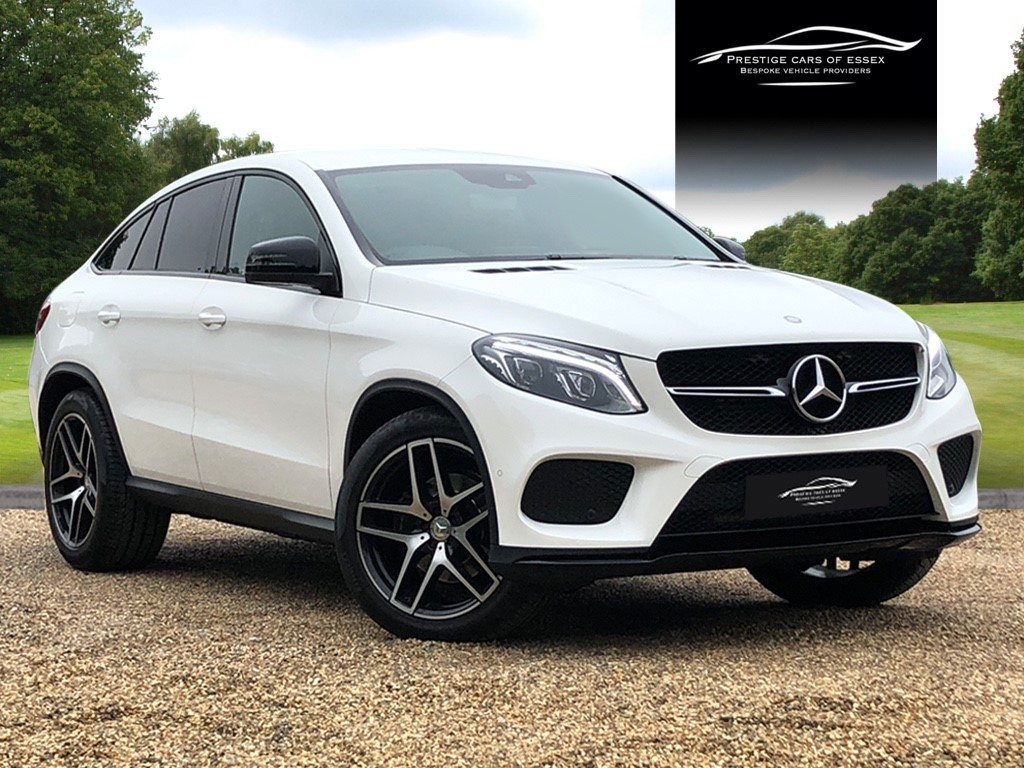 used Mercedes 350 GLE  D 4MATIC AMG LINE in ongar-essex