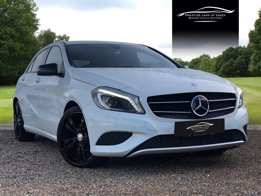used Mercedes A180 CDI BLUEEFFICIENCY SPORT in ongar-essex